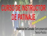 Curso de Instructor de Patinaje.